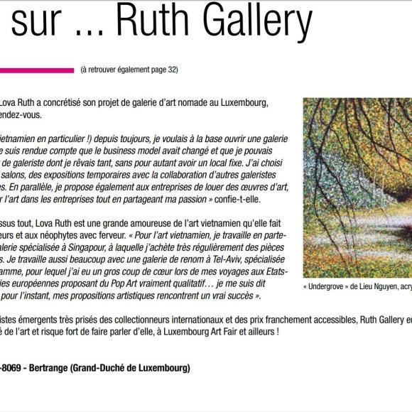 Communiqué de presse: Luxembourg Art Fair