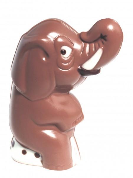 Form fr Schokolade Elefant 11 cm  wilde Tiere