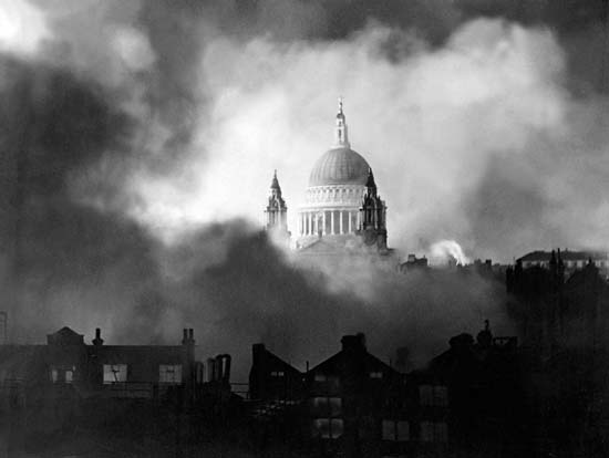 St Paul's bombing