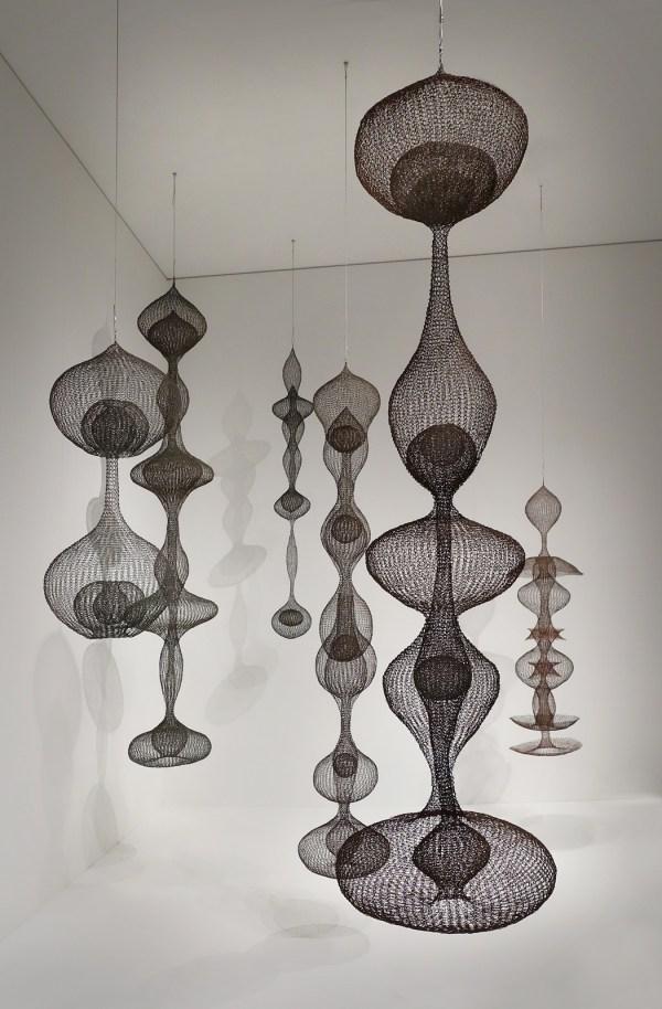 Ruth Asawa Sculptures Art