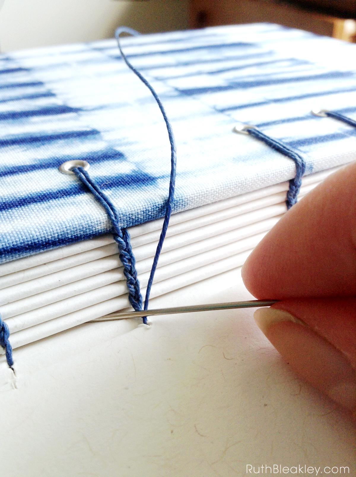 Book Cloth Workshop In Asheville And Cape Cod Shibori
