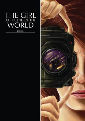 The Girl At The End Of The World, Vol. 1 - Girl variant cover