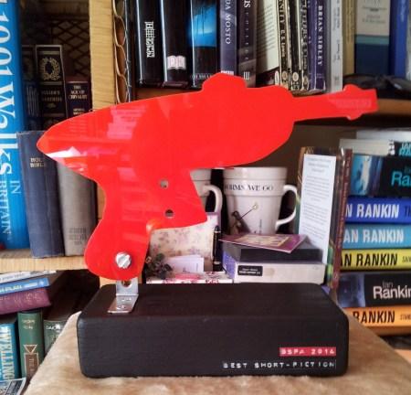The BSFA Award for Best Short Fiction