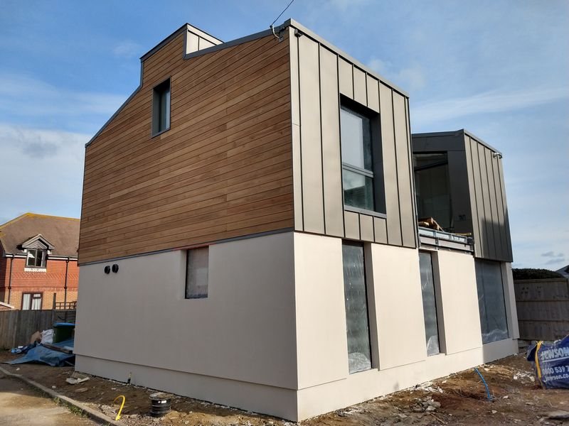 low energy housing west sussex
