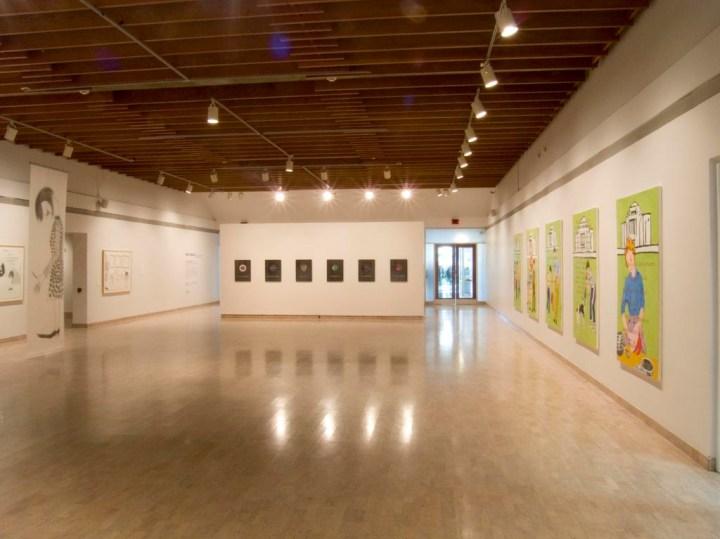 Ruth Cuthand: Balk Talk. Exhibition documentation, Mendel Art Gallery, 2011