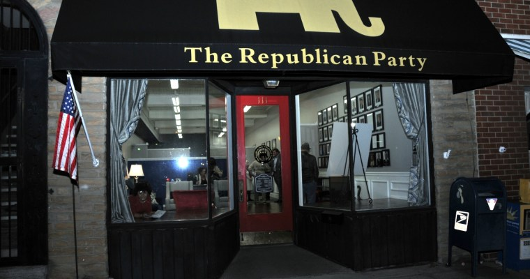 Grand Reopening of Local GOP Headquarters