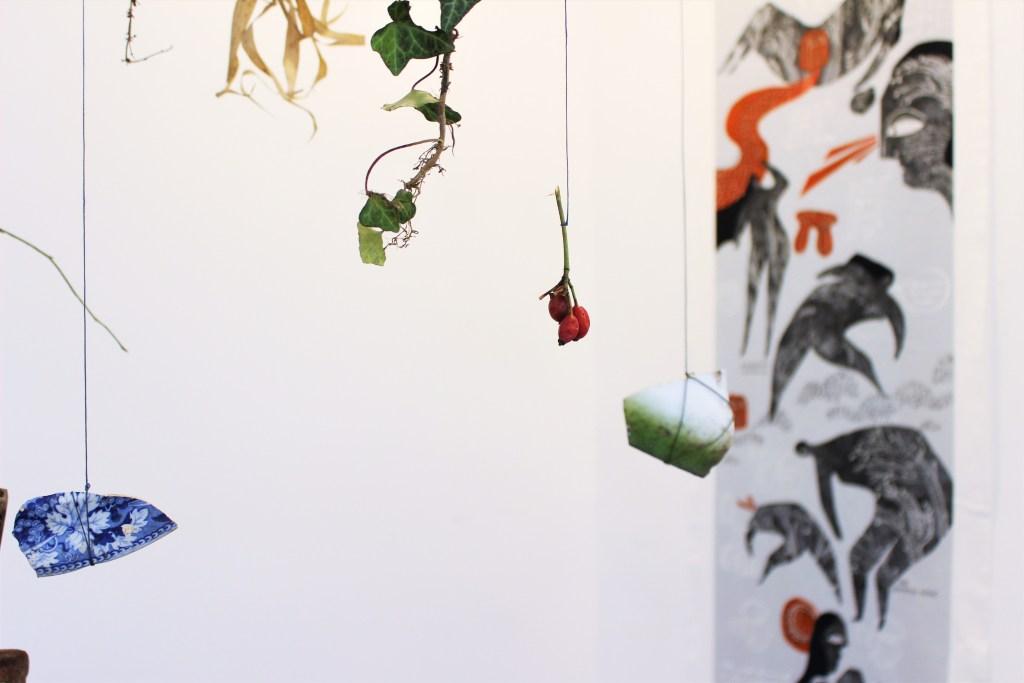 Ruth Helen Smith Installation