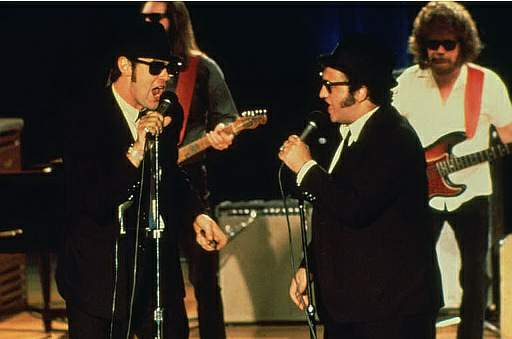The Blues Brothers 1980  Ruthless Reviews