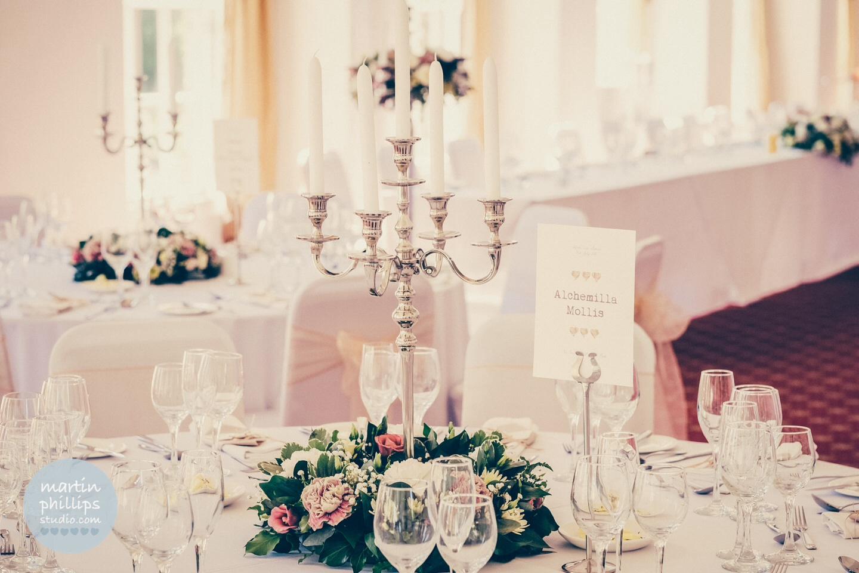 Wedding Venue Flowers  Church Decoration  Floral Centerpieces