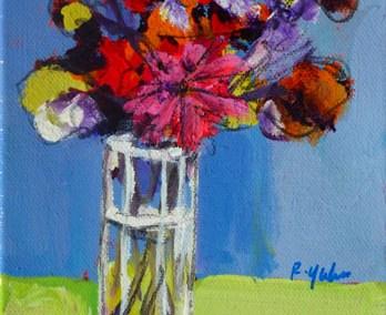 Small Vase Flowers 2