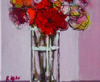 Small Vase Flowers 3