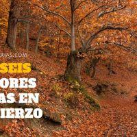 Las seis mejores rutas a pie de El Bierzo