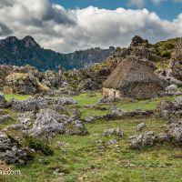 Subida al Pico Tarambicu desde Valle de Lago