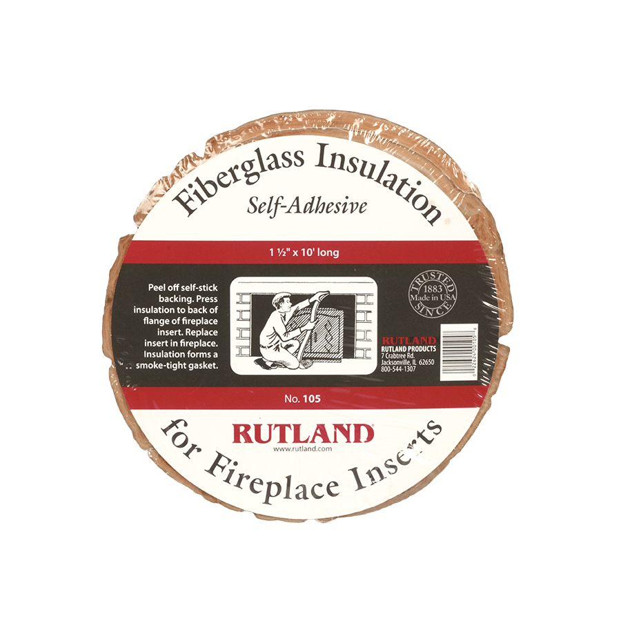 RUTLAND Fiberglass Insulation for Fireplace Inserts