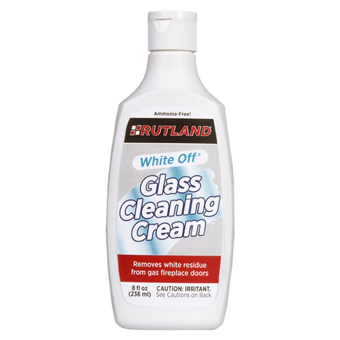 565 RUTLAND® White Off® Glass Cleaning Cream