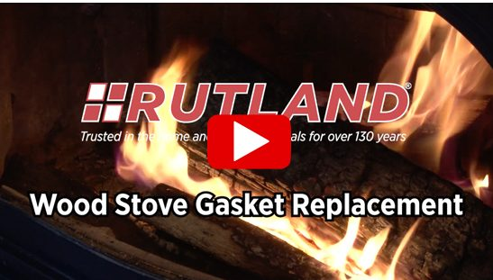 RUTLAND® Wood Stove Gasket Replacement Video Still