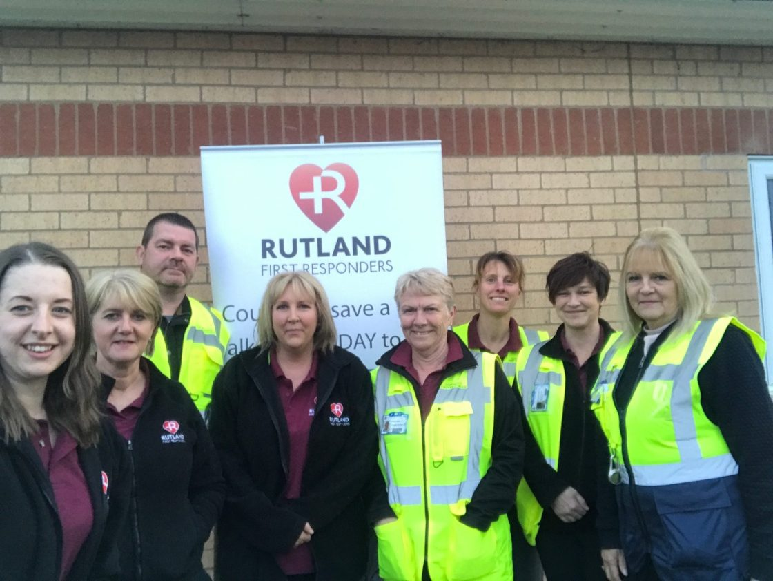 The Rutland First Responders Team
