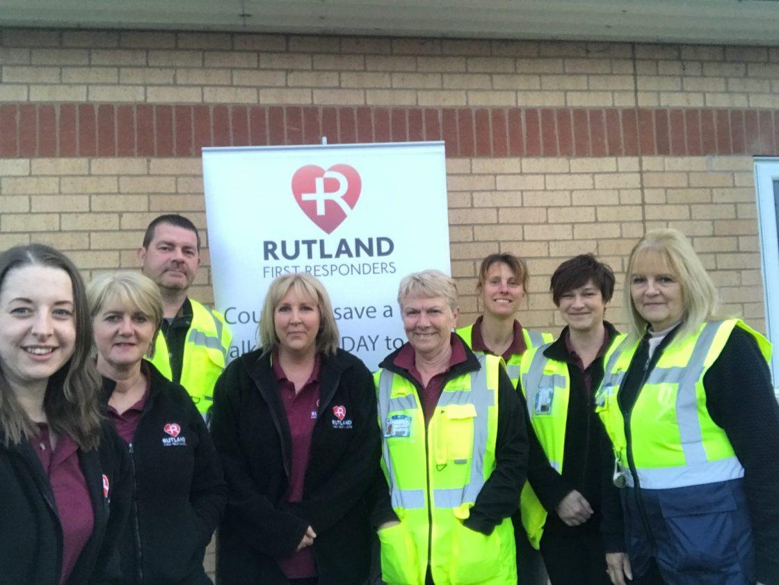 The Rutland First Responders Team