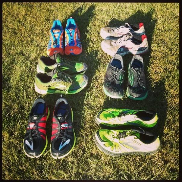 Chaussures Brooks