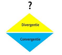 devergentie convergentie
