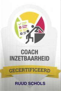 coach inzetbaarheid gecertificeerd