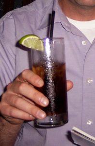 Cocktail coke