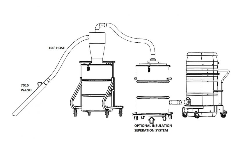 Steel Cyclone Dust Separator