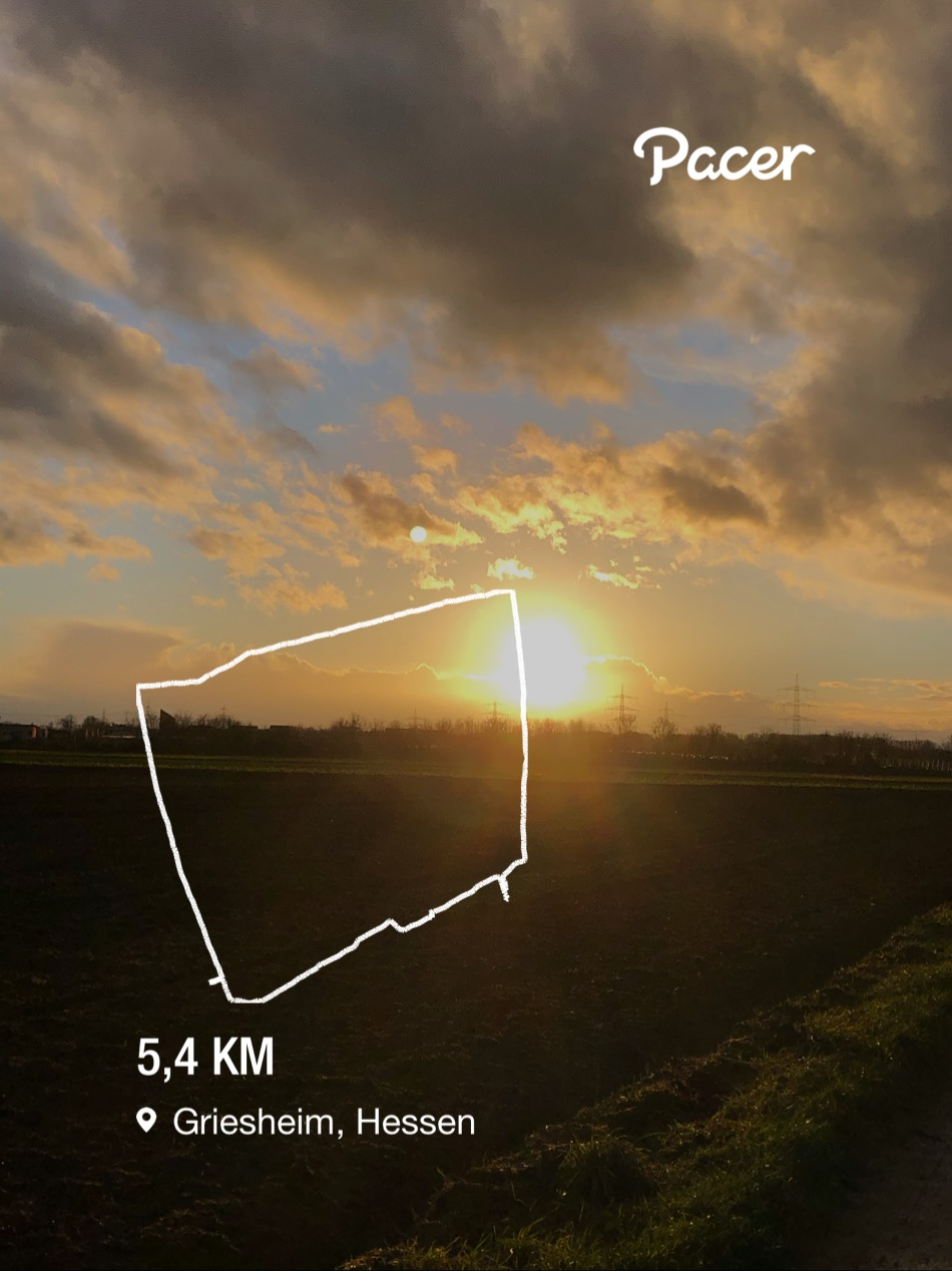 You are currently viewing Tolle Walkingrunde mit Sonne