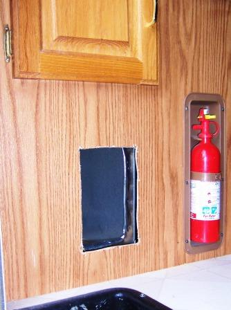 how to build kitchen cabinets shelves rv improvements we made improve the function of our rig