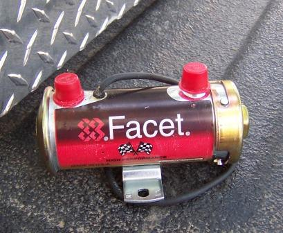 Motorcycle Inline Fuel Filter An Auxiliary Transfer Tank Installation For Our Rv Tow Vehicle