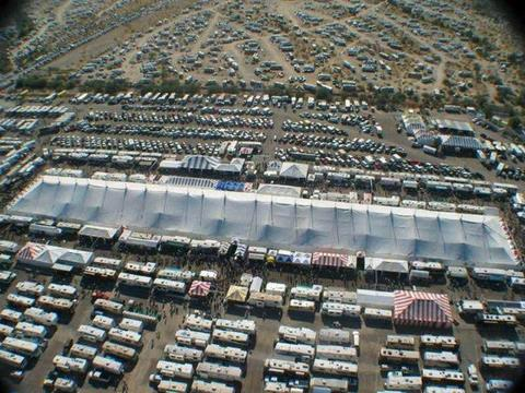 quartzsite,quartsite,tent,show,big tent,rv,drycamping,blm,rv shows