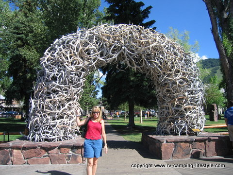 yellowstone,jackson hole,rv parks