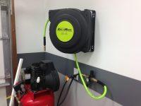 Upper Cabinets and Air Compressor | RV8-Hangar
