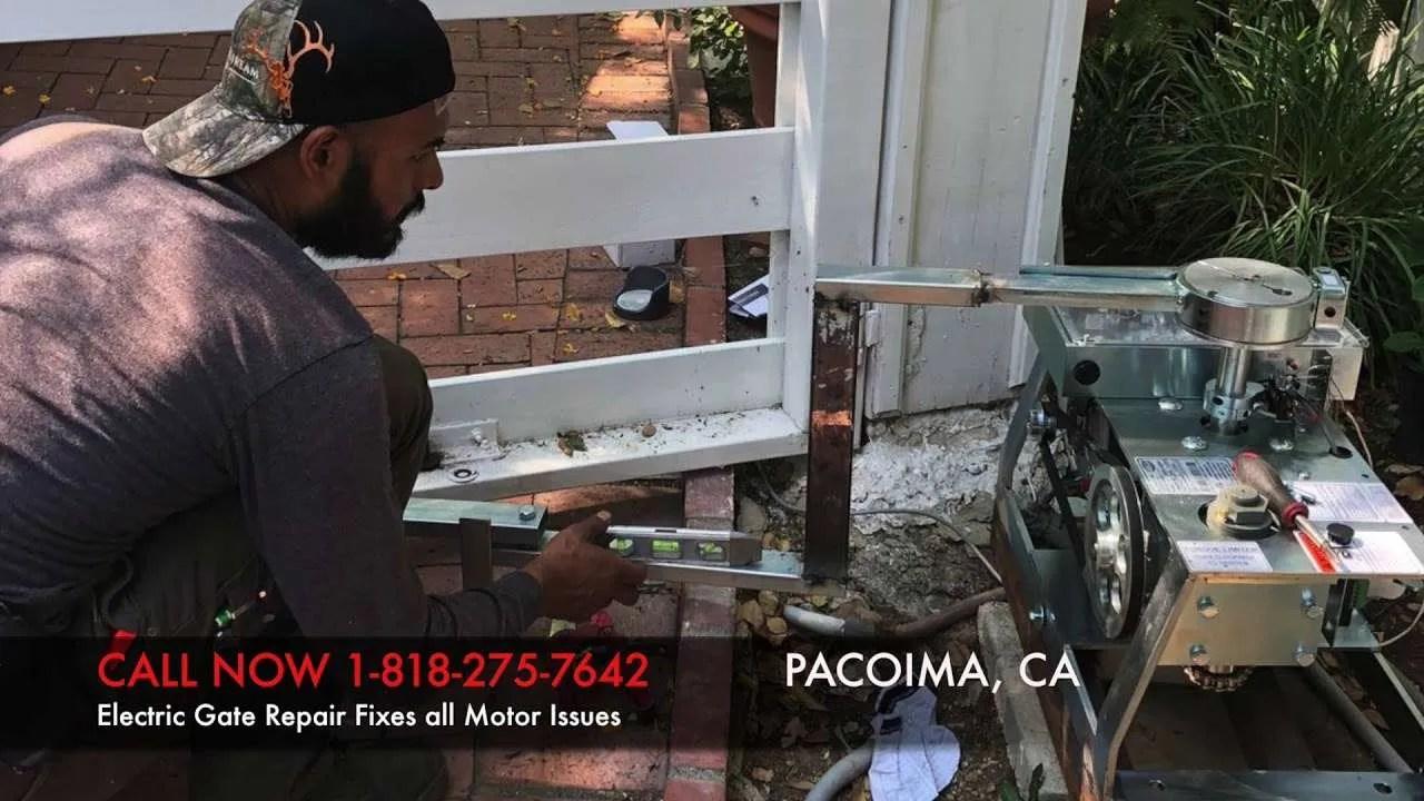 Garage Door Repair Pacoima, CA | 1 818 275 7642 | Same Day Service Richmond  VA 804 299 4383 | Virginia Automated Gate Services