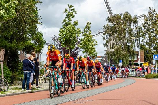 EK Wielrennen 2019 Alkmaar