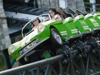 Visit Busch Gardens world class roller coasters