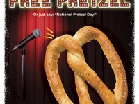 Free Pretzel at Pretzelmaker, Free Jr. Cone at Carvel, R&B Albums Sale, Free Ukulele Lessons, Free Admission to National Parks, 50% Off Restaurant.com Certificates, & More