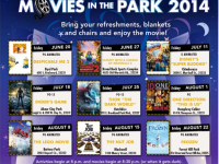 FREE Movies at Richmond Parks and Theaters