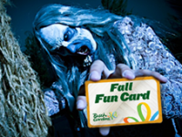 Discounts: Howl-O-Scream at Busch Gardens Williamsburg