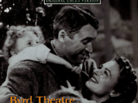 The Byrd Theatre: It's a Wonderful Life + Christmas Sing-A-Long on December 24 & 25, 2013