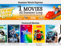Regal Summer Movie Express in Richmond = $1 Movies in Summer