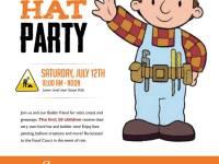 Free Hard Hat Party at Short Pump Mall
