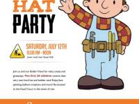 Free Hard Hat Party at Short Pump Mall