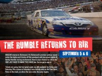 NASCAR returns to Richmond