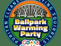 FREE Ballpark Warming Party at the Diamond