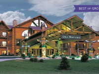 MEGA Deal at Great Wolf Lodge for Limited Time