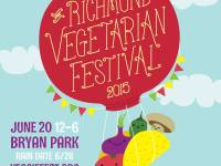 Richmond Vegetarian Festival at Bryan Park