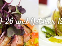 Richmond Restaurant Week: Coming Right Up!