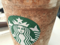 1/2 Price Starbuck's Frappuccino in May