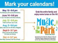 FREE Music in the Park Concerts in Forest Hill